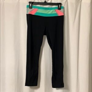 Lululemon running crop leggings